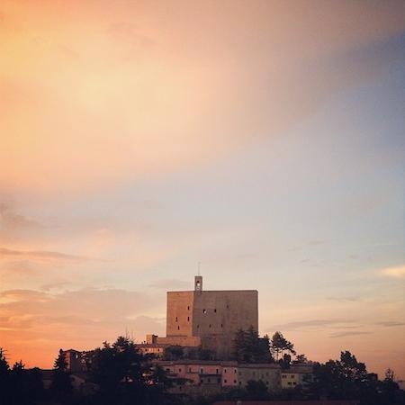 Castle Montefiore Conca