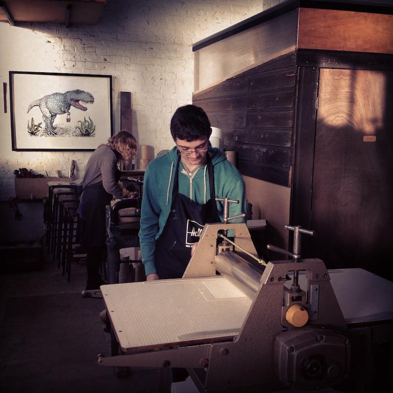 Hello Print Studio Margate