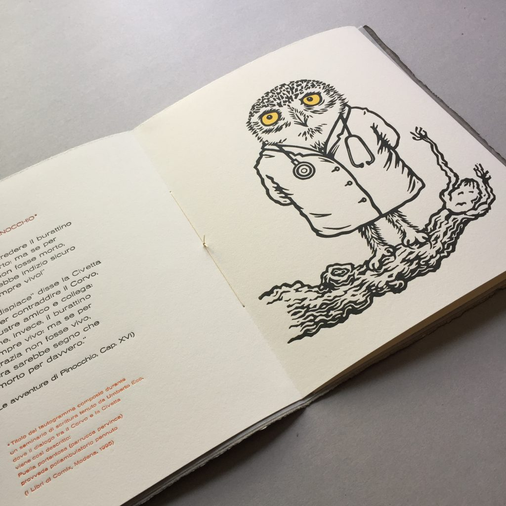 Vacuum Editions finished book